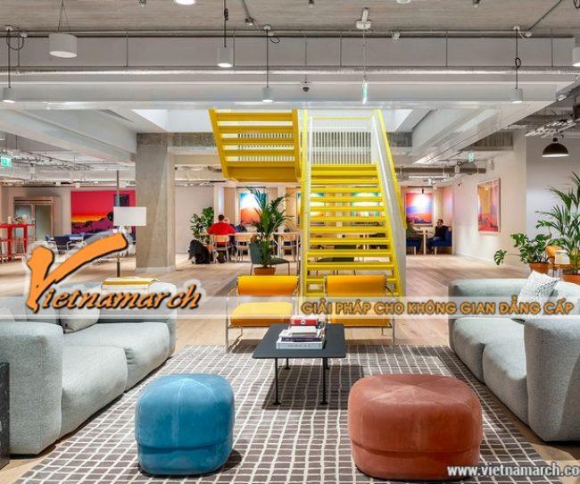 Coworking space là nơi bất cứ ai cũng có thể tới làm việc