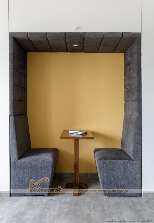 Concept thiết kế văn phòng nhỏ đẹp