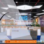 Tư vấn thiết kế văn phòng chia sẻ tại Hải phòng độc đáo xu hướng mới nhất 2021