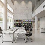 Giải pháp tối ưu hóa không gian văn phòng