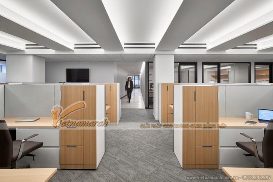 Không gian văn phòng nhỏ đẹp 100m2