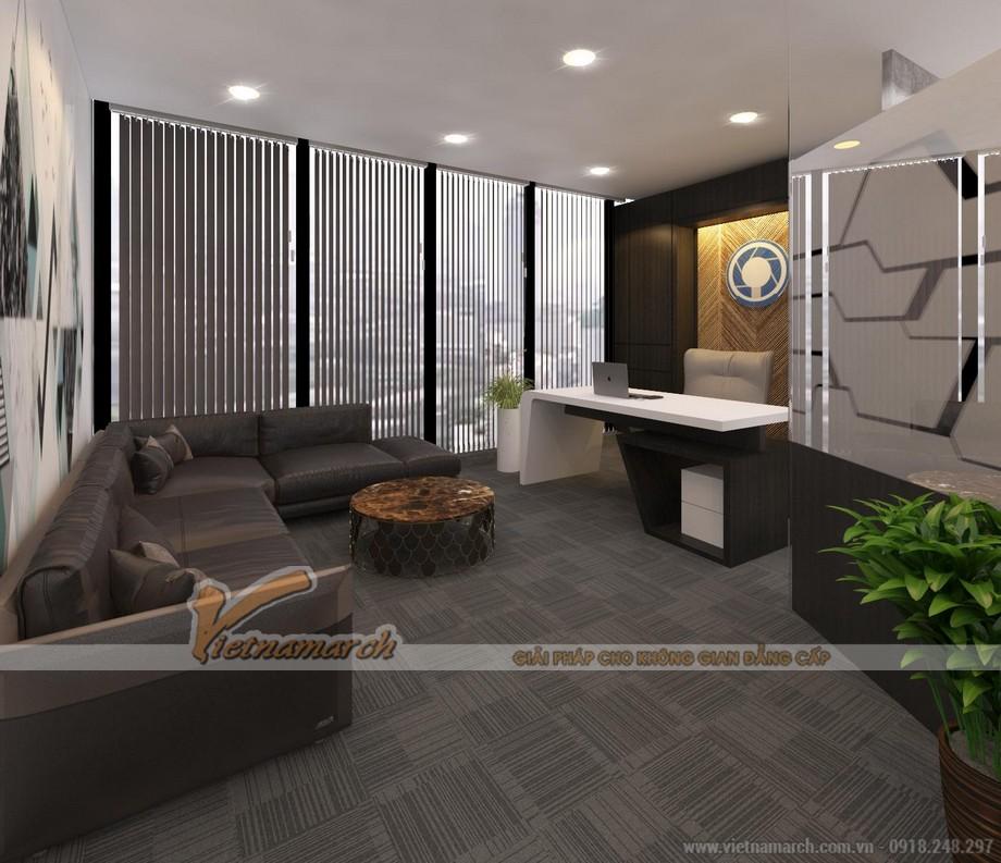 Không gian văn phòng công ty công nghệ
