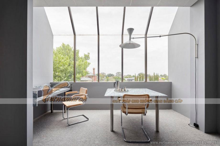 Không gian văn phòng công ty kiến trúc