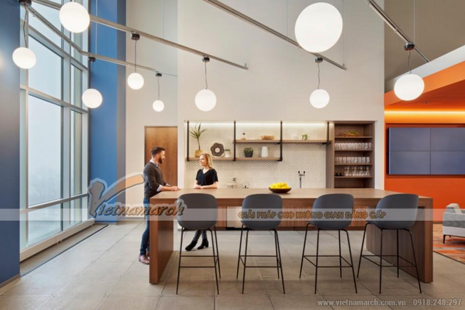 Không gian làm việc chung Coworking space