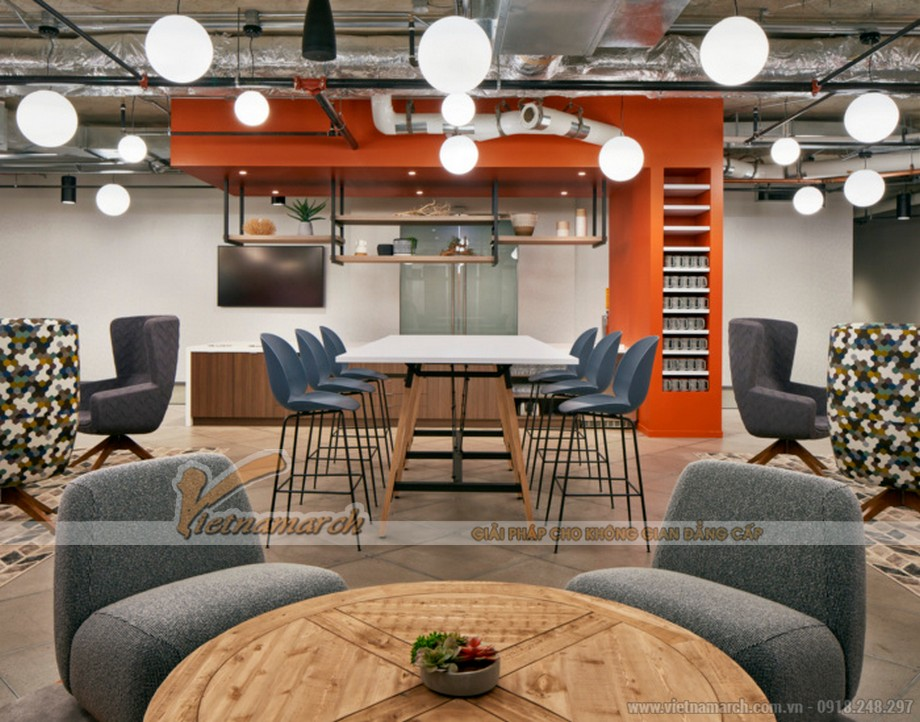 Không gian văn phòng là gì