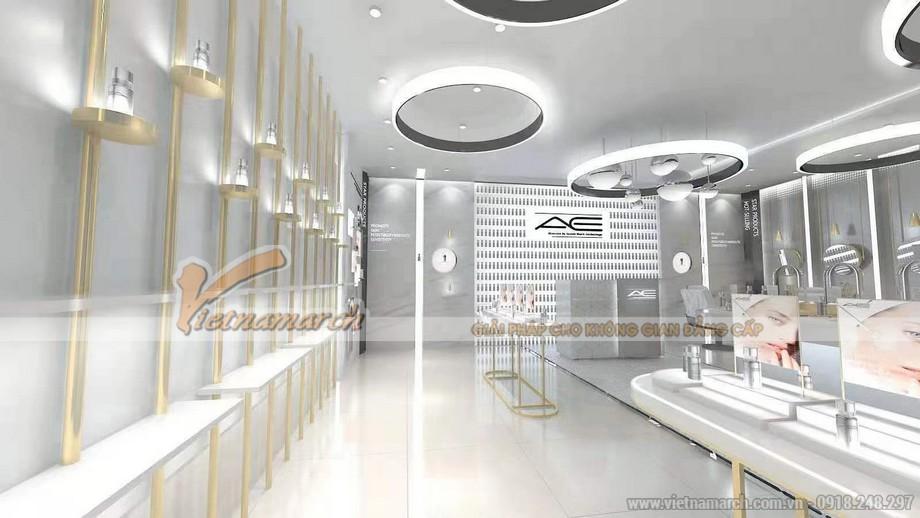 Không gian văn phòng showroom bán hàng