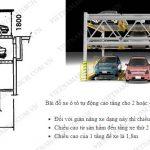 Kích thước bãi đỗ xe ô tô, xe máy như thế nào là chuẩn?