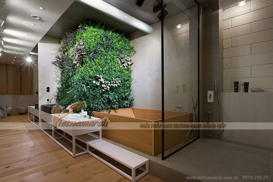Phong cách thiết kế nội thất Eco