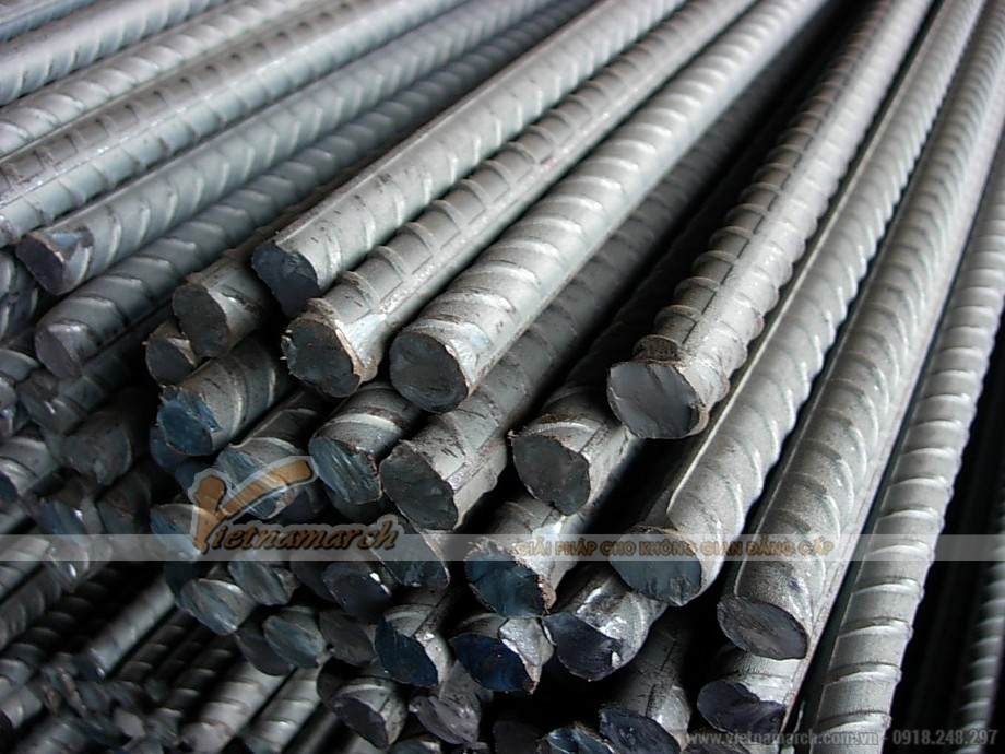 Lựa chọn sắt thép xây dựng