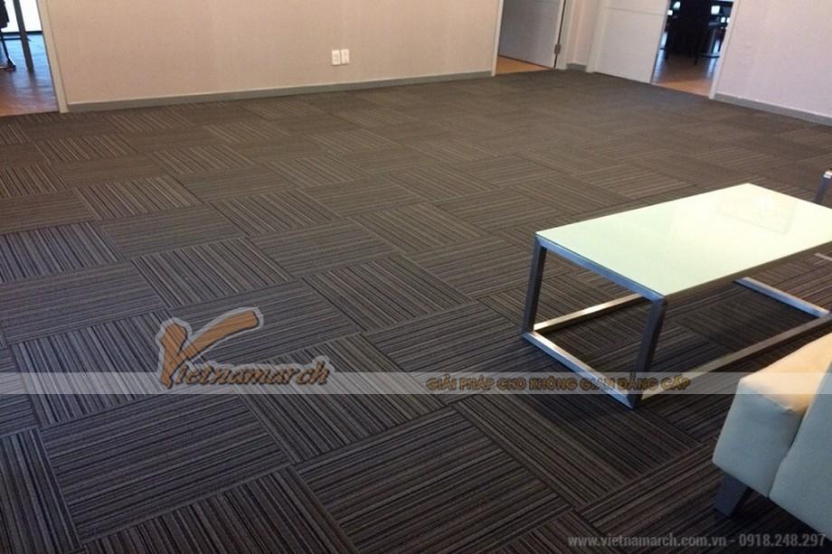 Lát thảm nhà đúng cách đảm bảo độ bền và đẹp