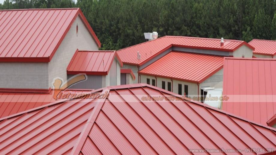Nhà mái tôn