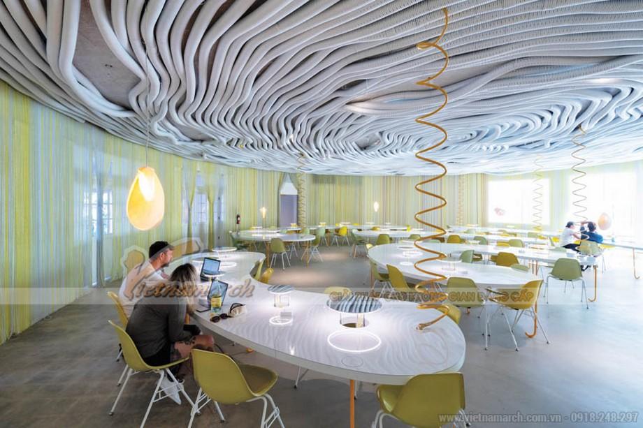 mô hình Coworking Space Lê Văn Lương