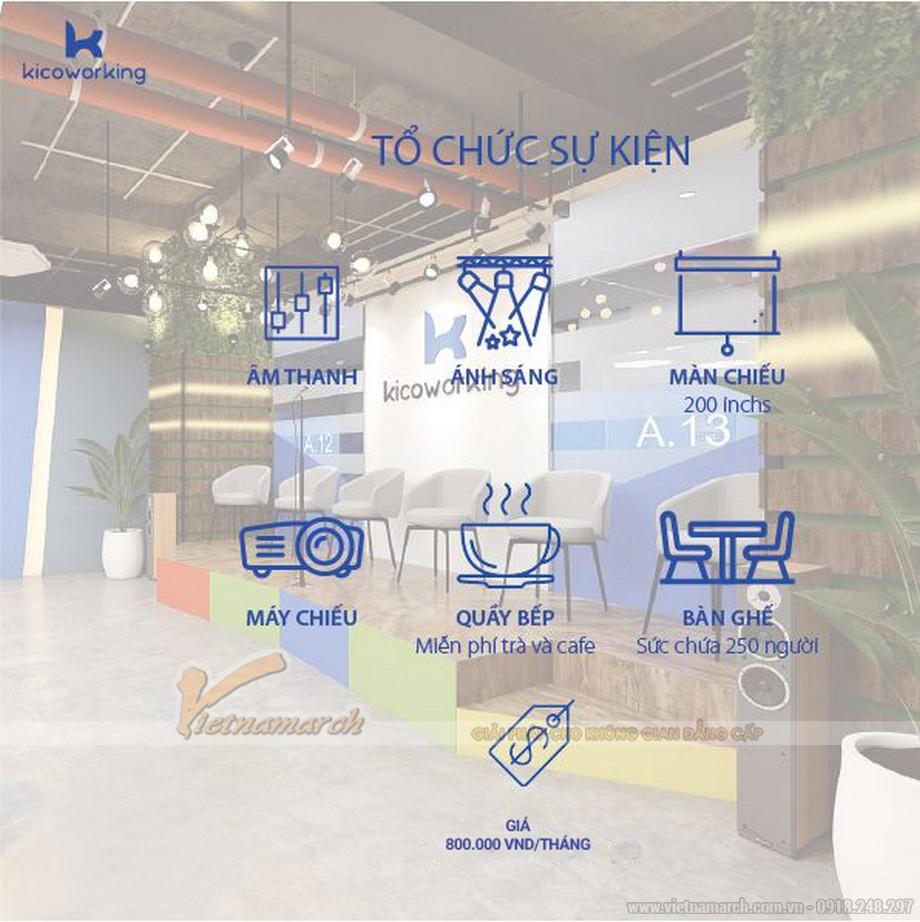 KiCowworking space