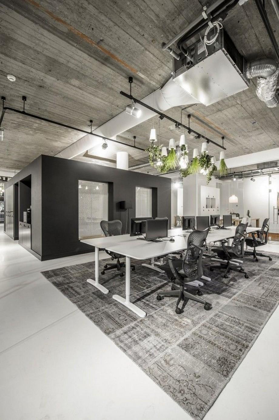 Nguyên lí thiết kế văn phòng