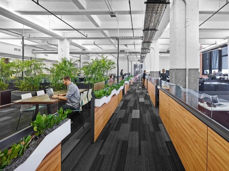 Thiết kế sân vườn văn phòng là gì?