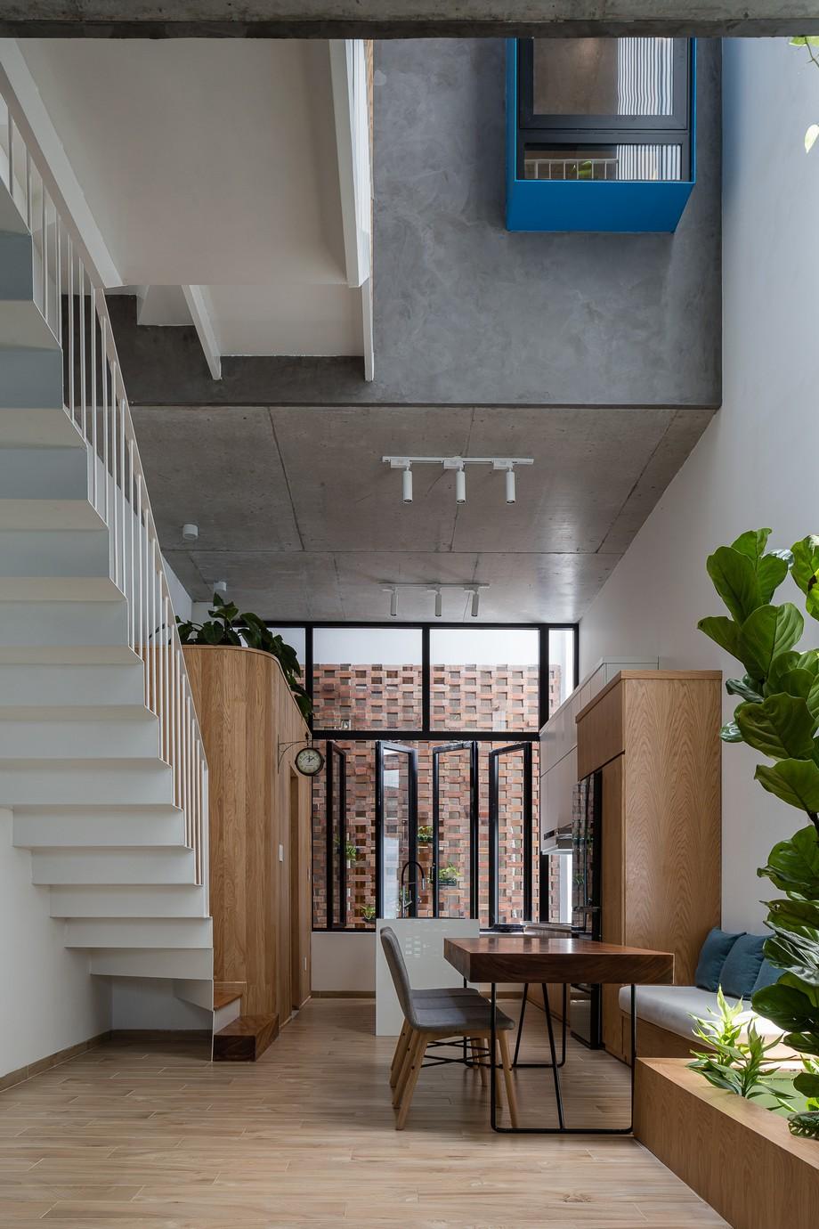 Thiết kế phòng bếp nhà phố đẹp