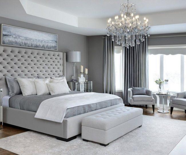 Cách phối màu sơn trần thạch cao phòng ngủ đẹp nhất