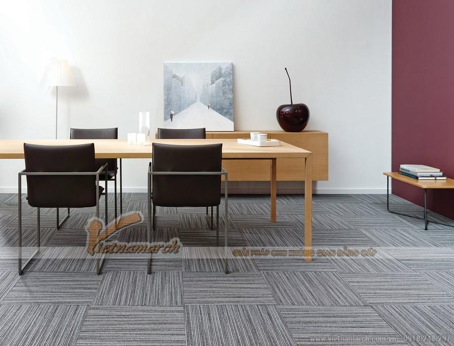 Thảm nhà giúp không gian đẹp hơn