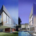 Top 10+ mẫu thiết kế nhà phố có bể bơi mini hiện đại mới nhất 2020