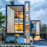 Tuyển tập những mẫu thiết kế nhà phố hiện đại tuyệt đẹp của Vietnamarch