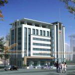 Thiết kế nội thất cao ốc văn phòng chuẩn chỉ 2020