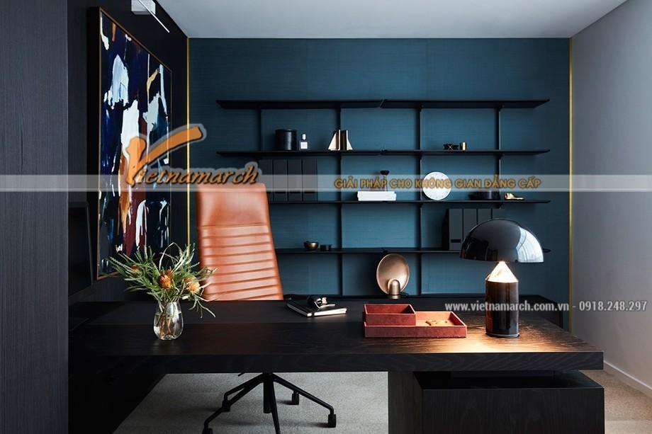 Mẫu Thiết kế nội thất văn phòng cao cấp đẹp