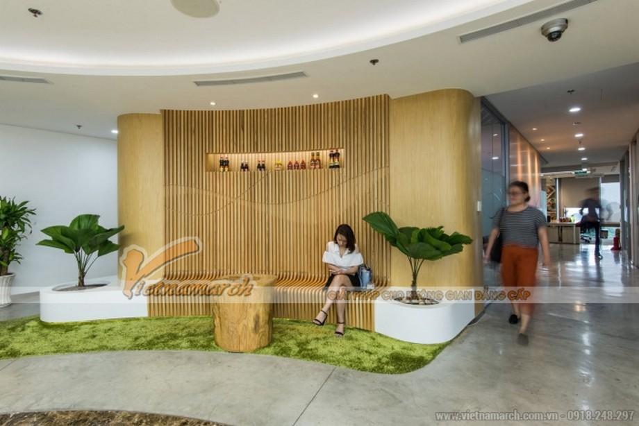 Thiết kế nội thất văn phòng thực phẩm và đồ uống Masan Consumer - Thành phố Hồ Chí Minh