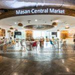 Thiết kế nội thất văn phòng thực phẩm và đồ uống Masan Consumer – Thành phố Hồ Chí Minh