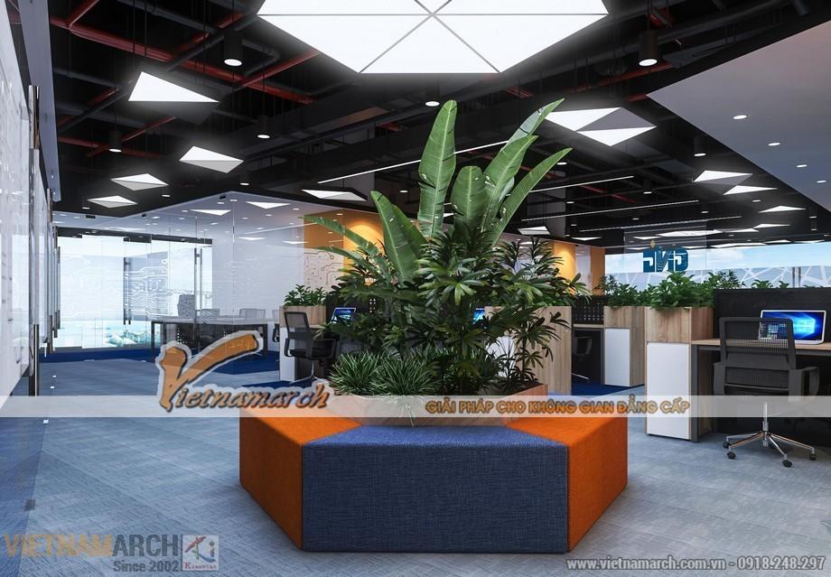 Thiết kế văn phòng chia sẻ tại Hải Phòng