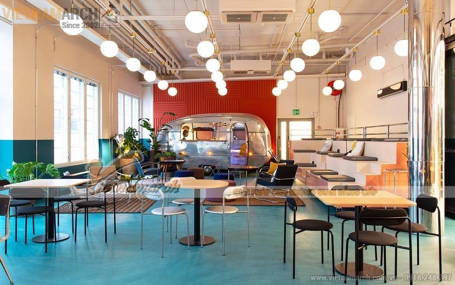 Lợi ích khi thiết kế thi công văn phòng chia sẻ tại HCM