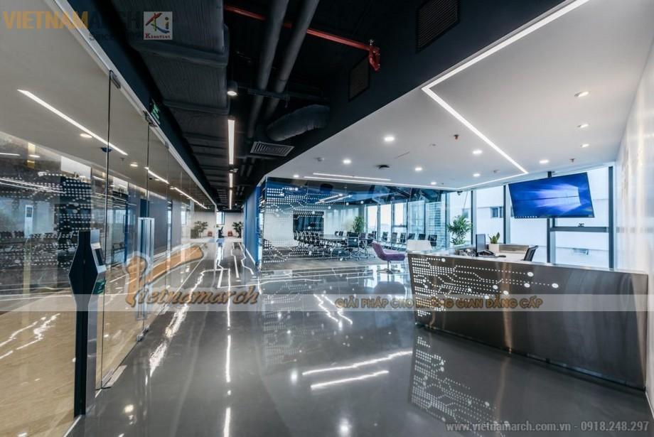 Thiết kế văn phòng chia sẻ HCM