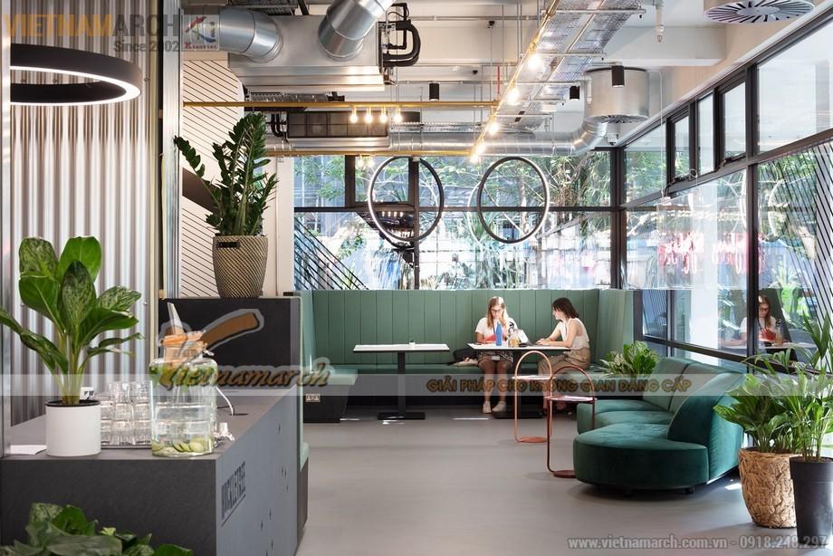 Mô hình văn phòng chia sẻ tại HCM đẹp