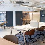 Dịch vụ thiết kế thi công văn phòng chia sẻ giá rẻ hàng đầu tại TP.HCM