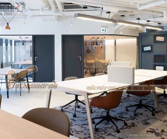 Địa chỉ thiết kế thi công văn phòng chia sẻ uy tín nhất tại TP.HCM