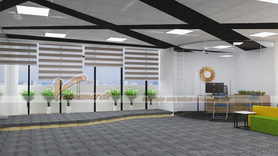 Mẫu thiết kế văn phòng chia sẻ tại quận Bình Thạnh - Vietnamarch