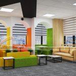 Thiết kế văn phòng chia sẻ tại Quận Bình Thạnh – Sài Gòn giá siêu tốt