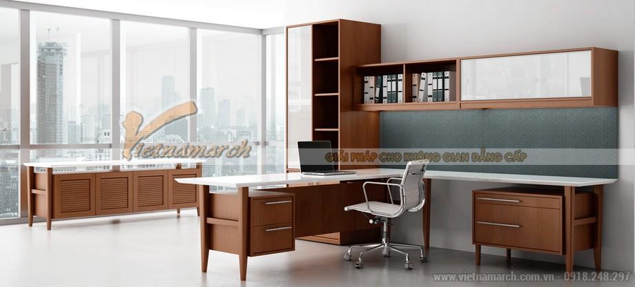 Thiết kế nội thất văn phòng đà nẵng với phong cách Retro