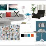 Cách thiết kế văn phòng kinh doanh online diện tích nhỏ 80m2 nằm trong căn hộ chung cư chi tiết!