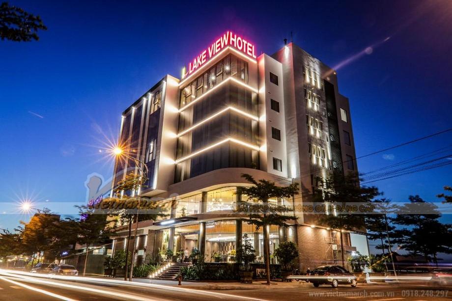 Tiêu chuẩn thiết kế khách sạn mới nhất 2020 bạn cần biết