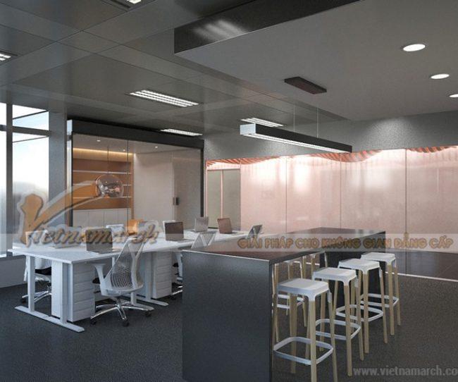 Tiêu chuẩn thiết kế văn phòng hiện đại