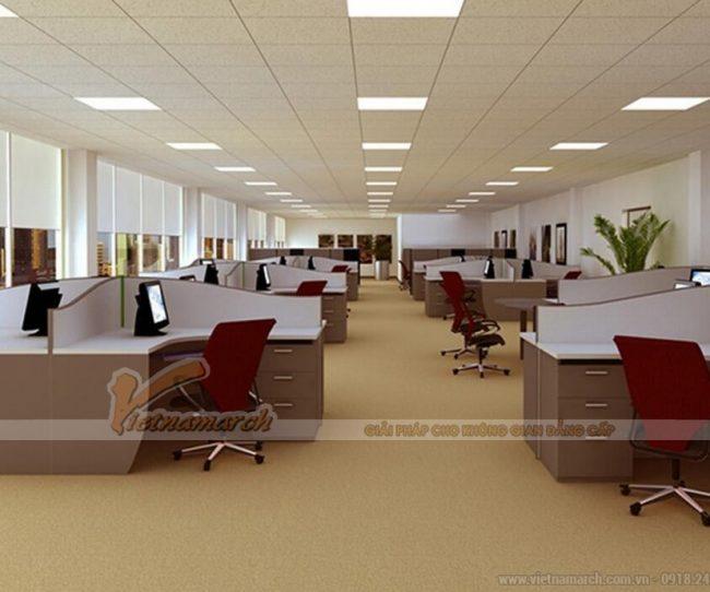 Bảo vệ văn phòng bạn khỏi cháy nổ, ẩm ướt khi khi trần thạch cao