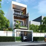 Xu hướng thiết kế nhà phố hiện đại mới nhất 2020