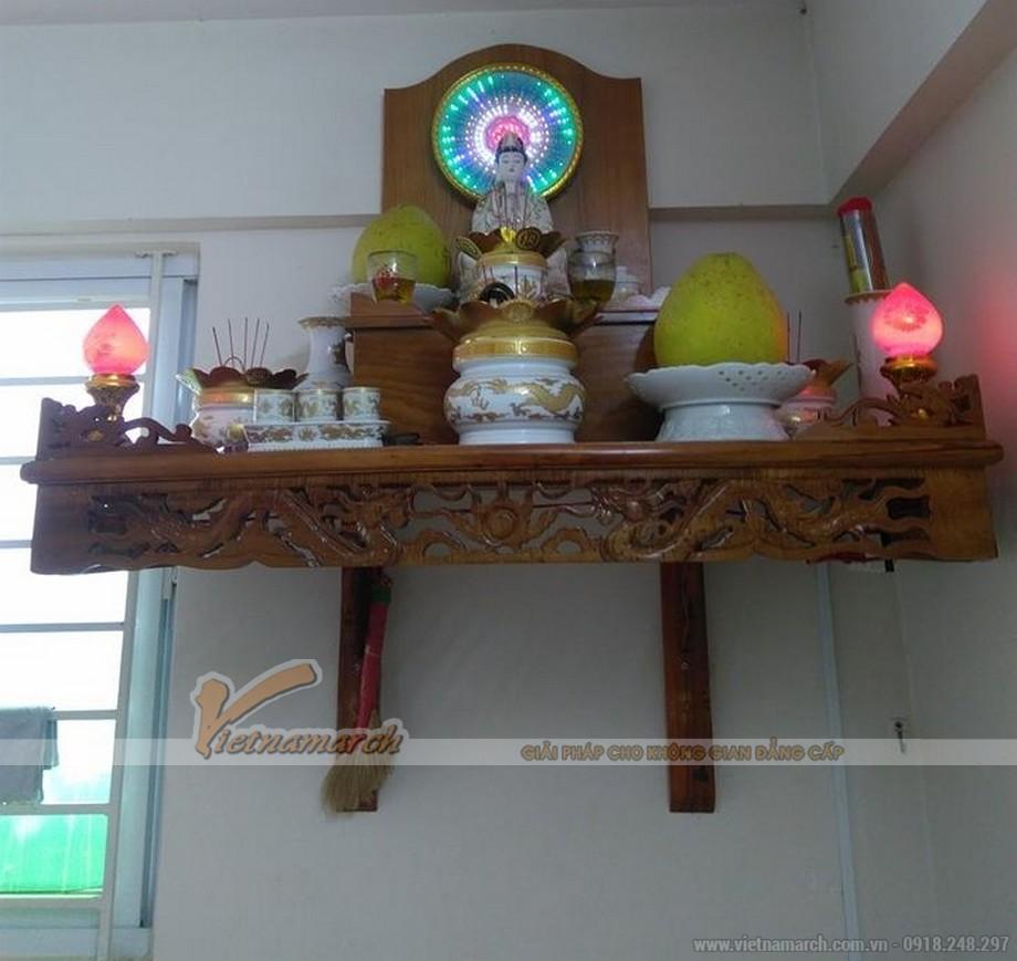 bàn thờ Phật cho cửa hàng kinh doanh