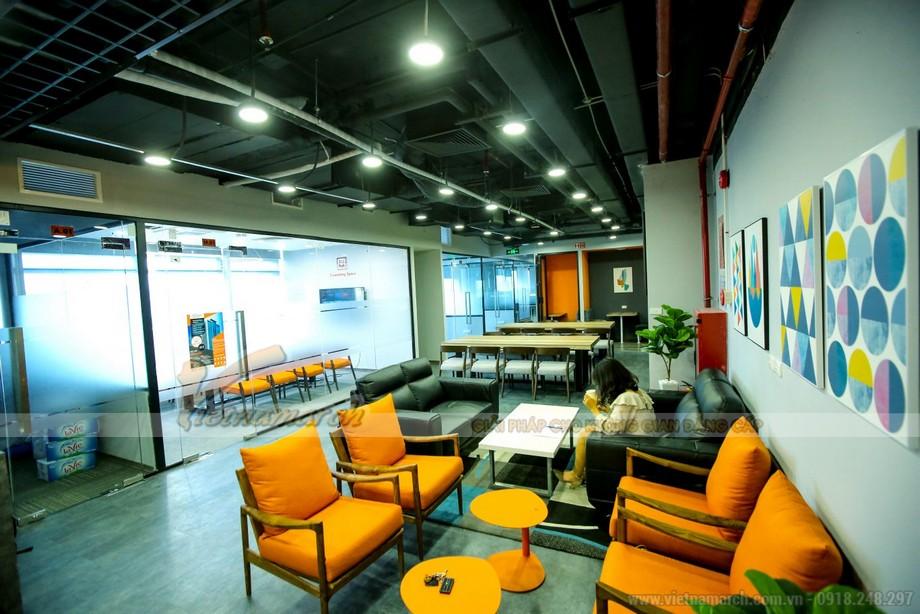 Không gian làm việc chung tại Bishub