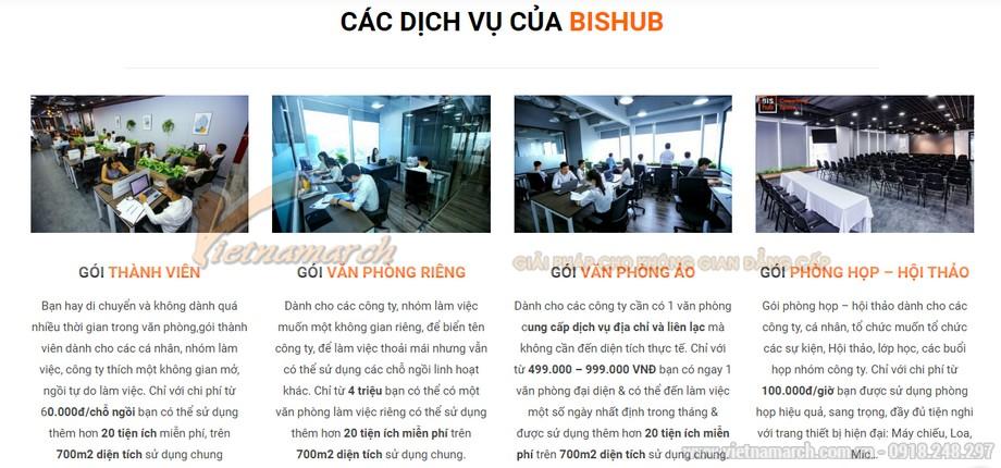 BisHub coworking space Xã Đàn