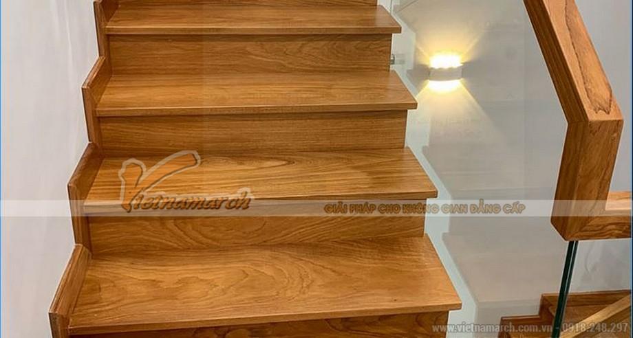 Chiều rộng của cầu thang