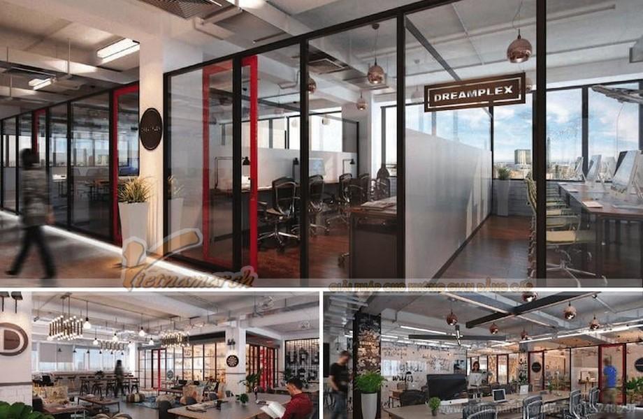 Dreamplex Coworking space - văn phòng lý tưởng của mọi người