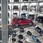 APS – Hệ thống bãi đỗ xe tự động xếp hình mới nhất hiện nay