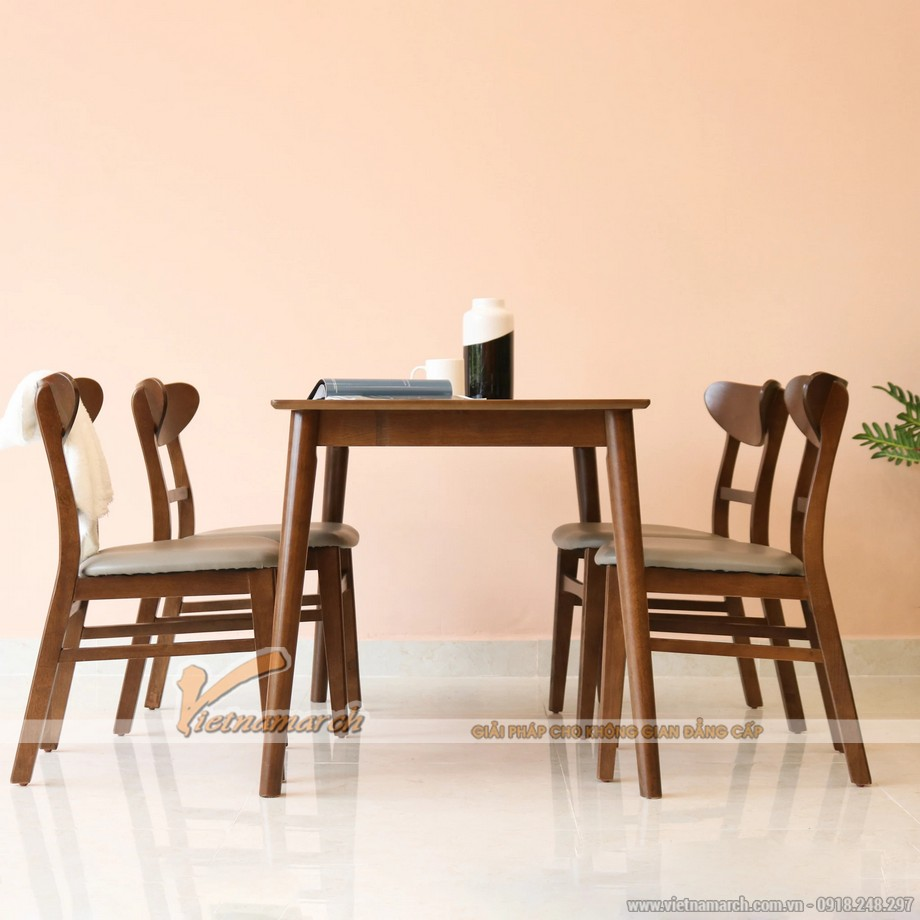 Mẫu bộ bàn ghế ăn đẹp giá siêu rẻ