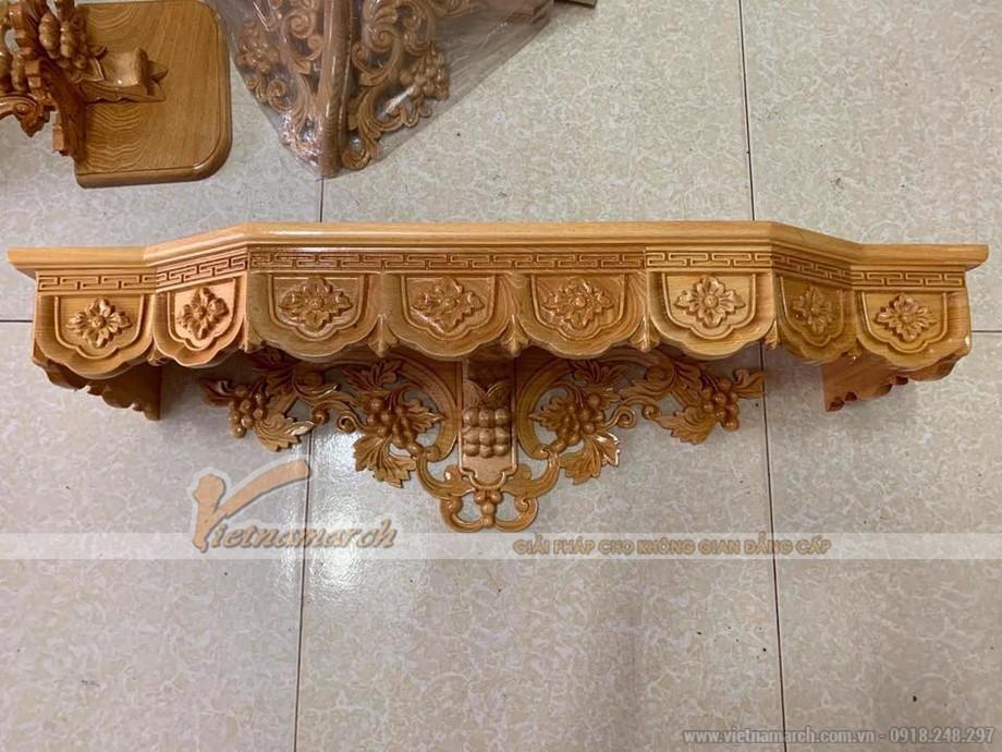 Mẫu bàn thờ thiên chúa đẹp